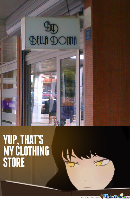 Blake's Got Her Clothing Store