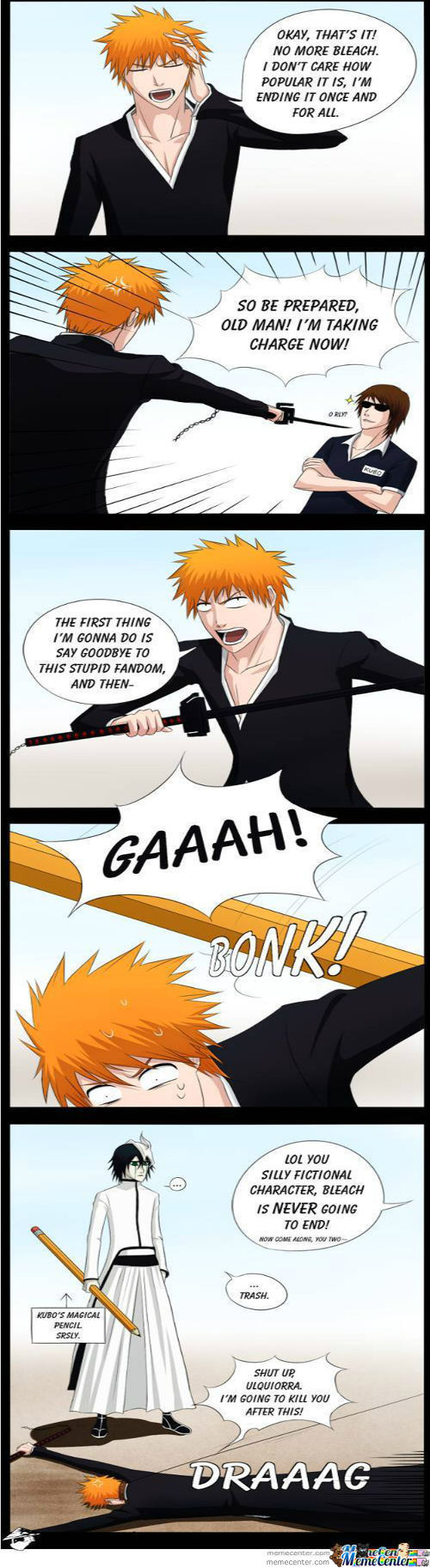 Bleach Is Never Going To End ;d