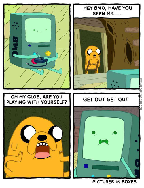 Bmo Playing Itself