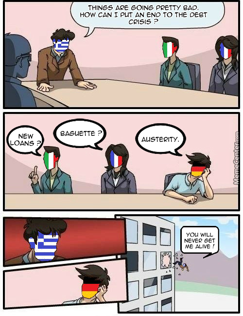Boardroom Meeting Suggestion - Crisis Edition