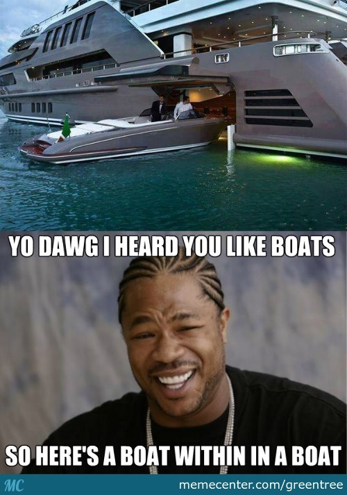 Boatception!