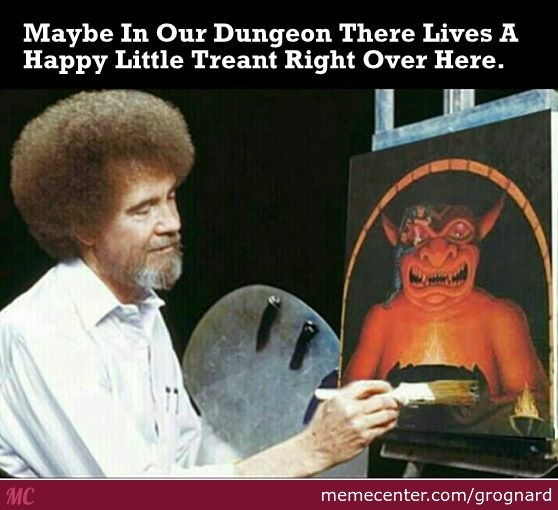 Bob Ross, Dungeon Master!