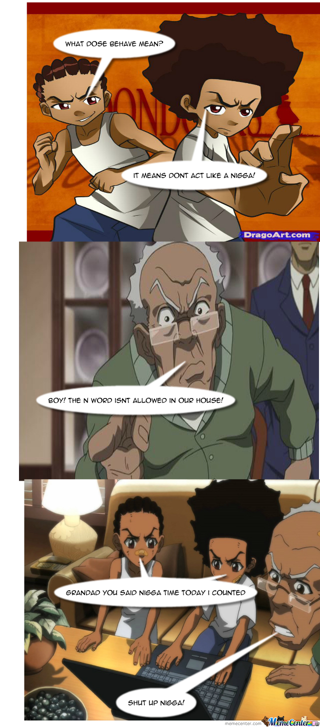 Boondocks Quotes
