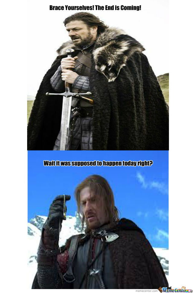 Boromir Was Wrong :)