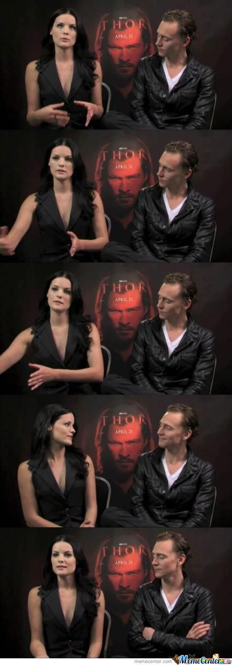 Boys Will Be Boys.. Oh Loki