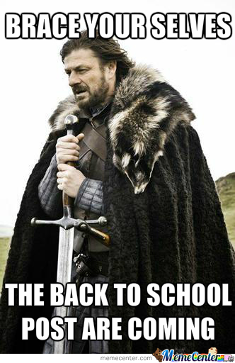 Brace Your Selves