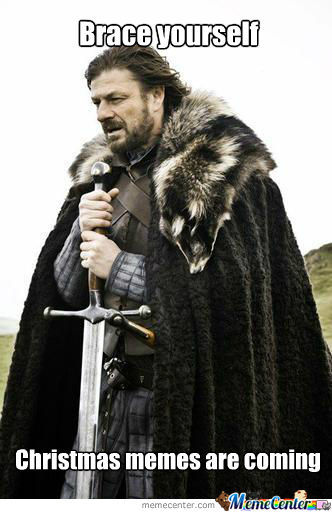 Brace Yourself !