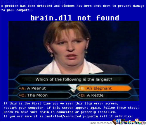 Brain.dll Not Found