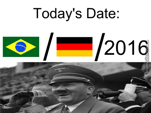 Brazil Never Forget