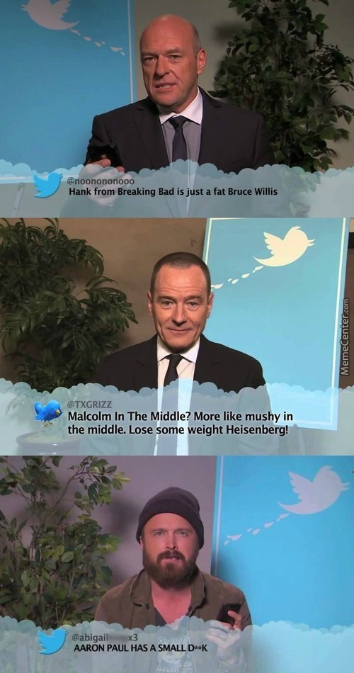Breaking Bad And Twitter