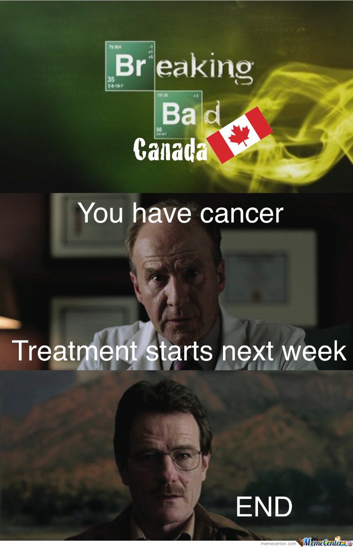 Breaking Bad .on Canada