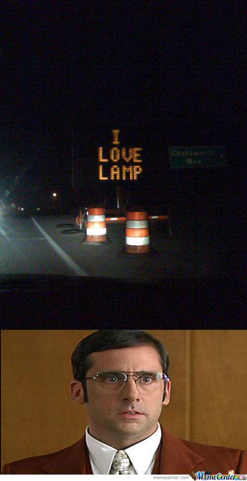 Brick, Do You Really Love Lamp?