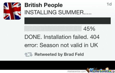 British Failure