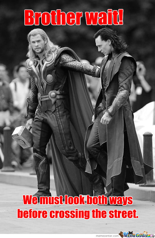 Thor And Loki Memes. Best Collection of Funny Thor And ...