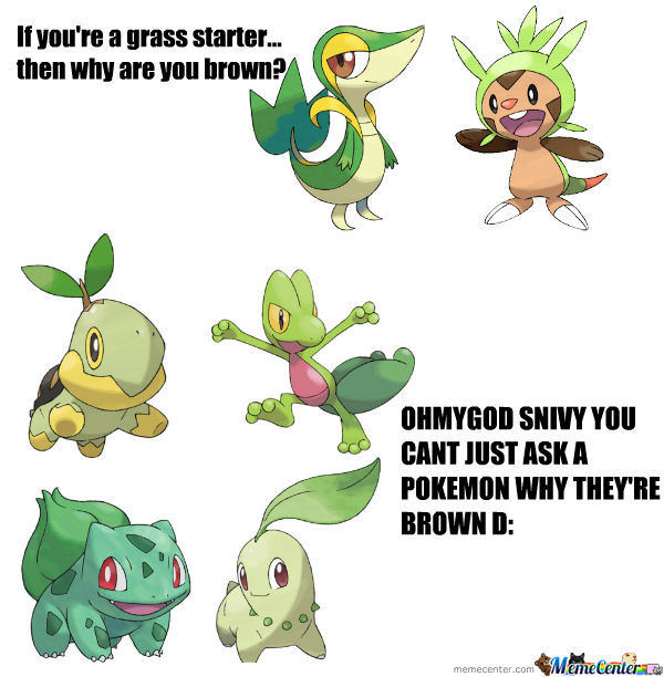 Brown Pokemon...