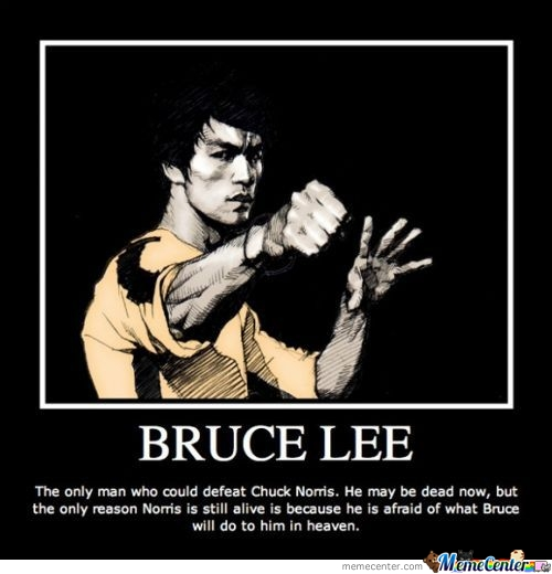 Bruce Lee The Man