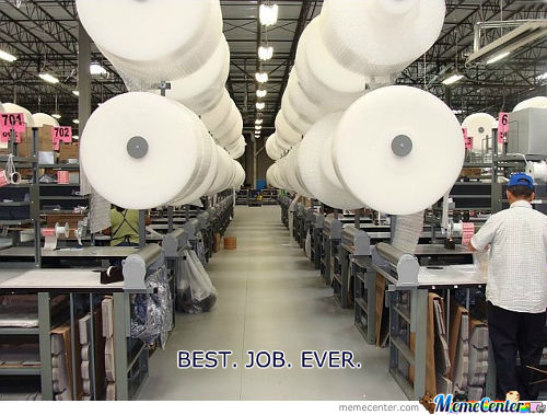 Bubble Wrap Factory