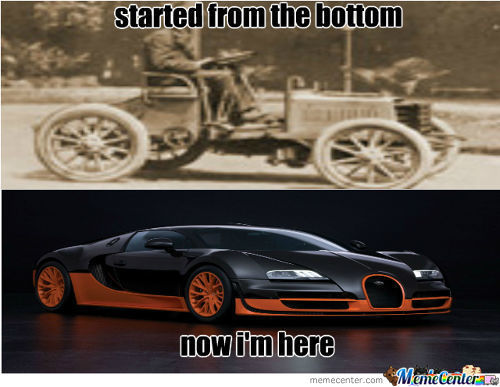Bugatti Please