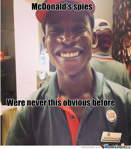 Burger King's Best Employee
