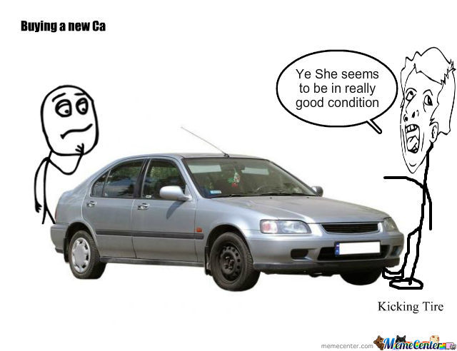 Buying A New In Car