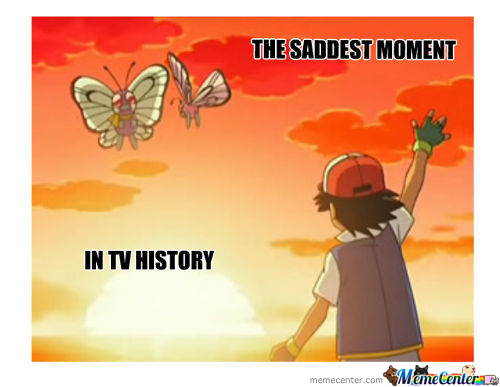Bye-Bye Butterfree