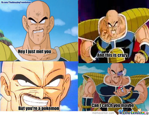 Call Me Maybe(Nappa Style)