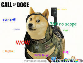 Call Of Doge 10/10 Will Buy This