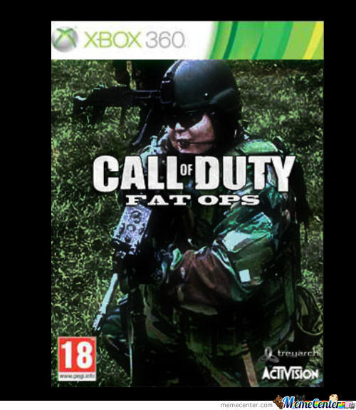 Call Of Duty - Fat Ops