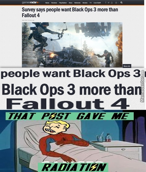 Call Of Duty Has To Stop