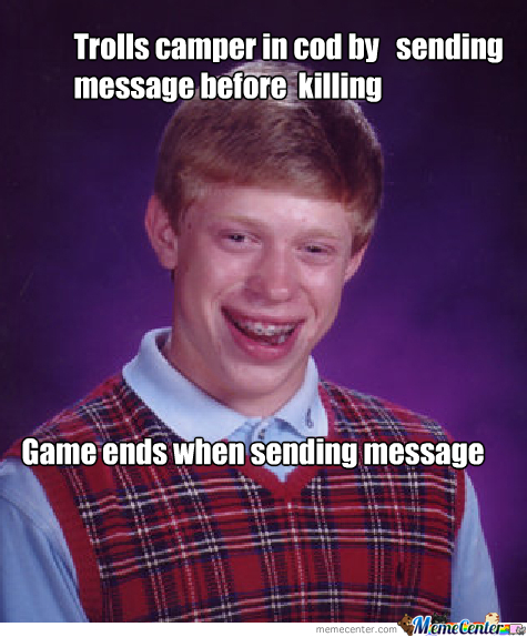 Call Of Duty Is A Biatch Sometimes
