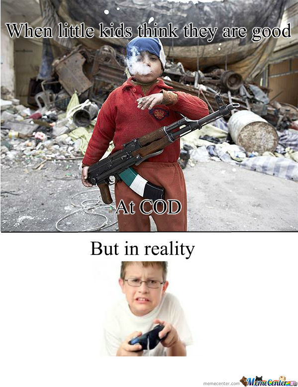 Call Of Duty Kids