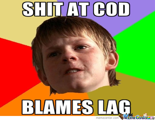 Call Of Duty Squeaker Logic.