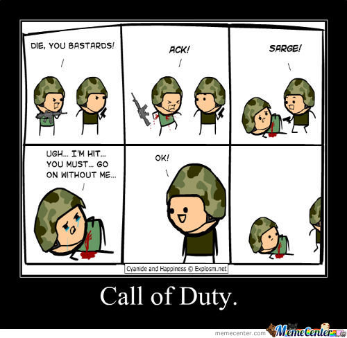 Funny Call Of Duty Zombie Memes : Meme center christian likes page