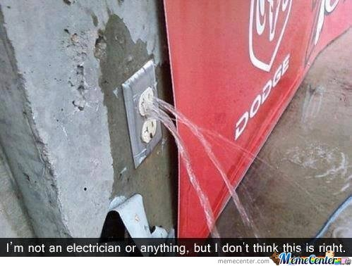 Call Plumber Or Electrician?