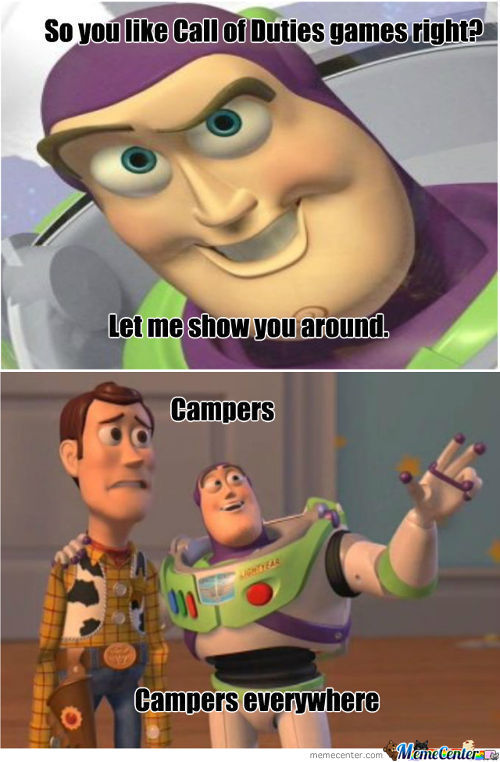 Campers....