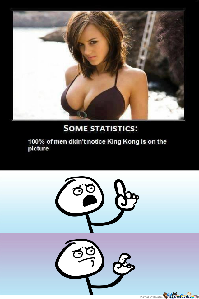 Can't Argue With Statistics....