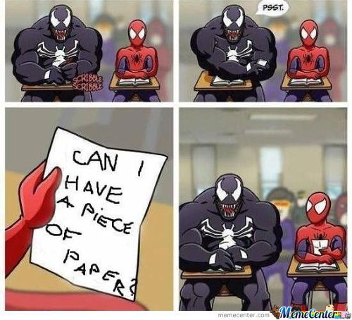 Can I Have A Piece Of Paper