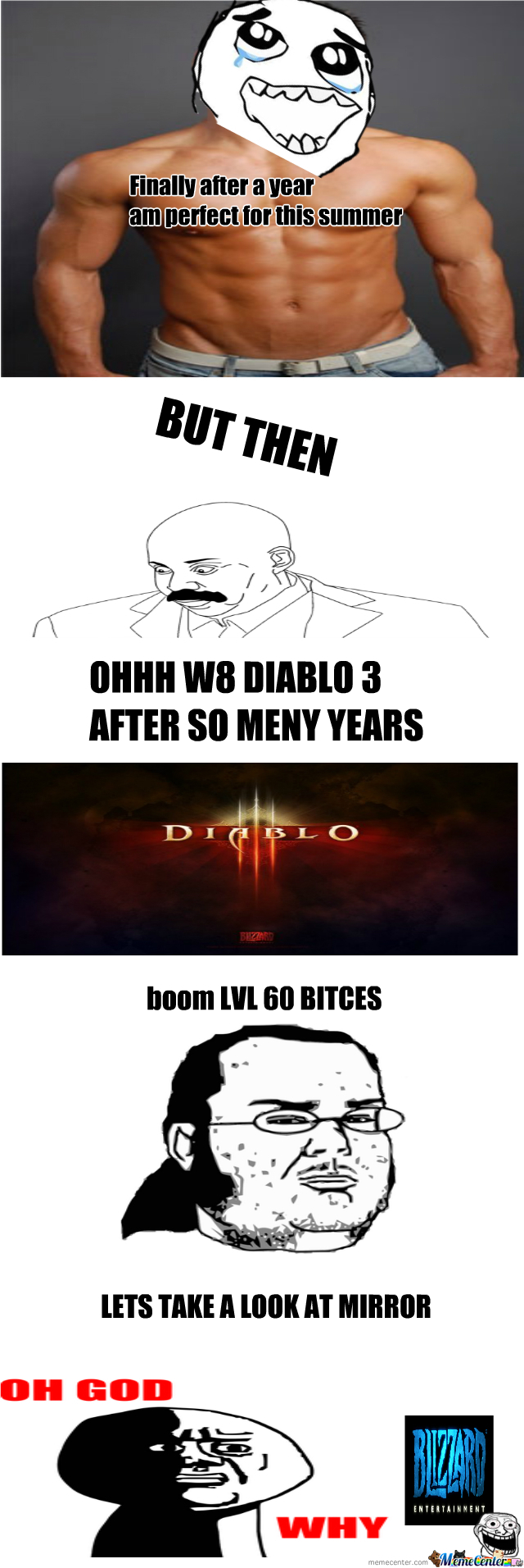 Can I Have My Soul Back Diablo ?