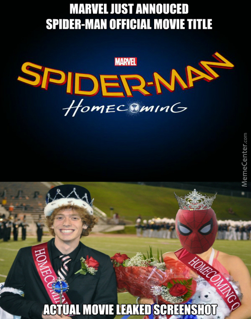 Can Spider-Man Overcome The Obstacle Of Becoming A Homecoming Queen?