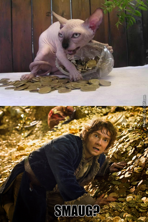 Can´t  Wait For The Third Movie, Smaug Look Even More Terrifying