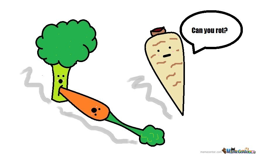 Can You Not (Vegetable Edition)