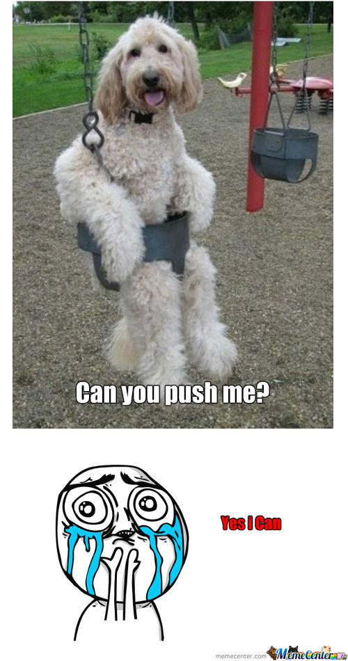 Can You Push Me?