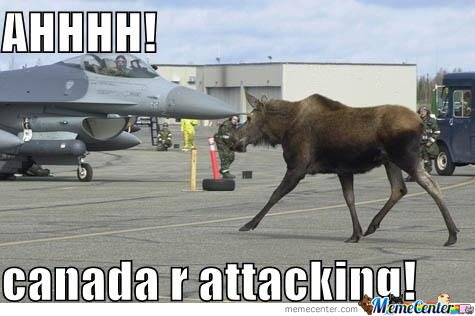 Canada Attacks