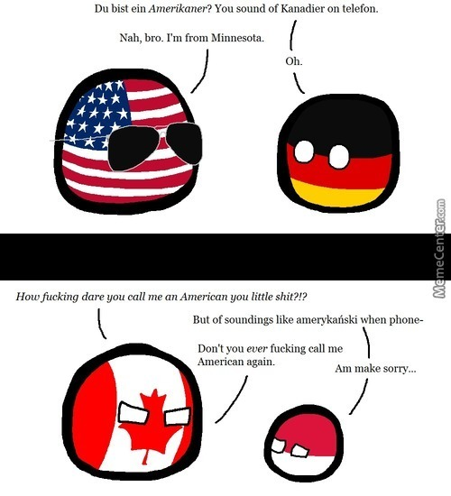 Canadian Accent