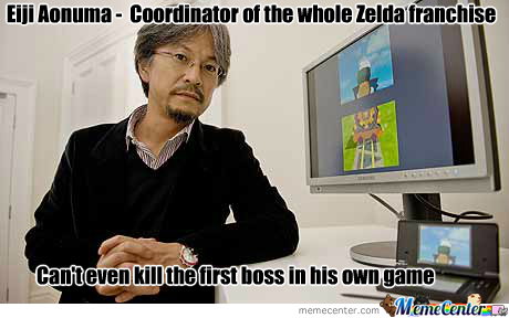 "Cant Kill The Boss In ""the Legend Of Zelda - The Windwaker"""