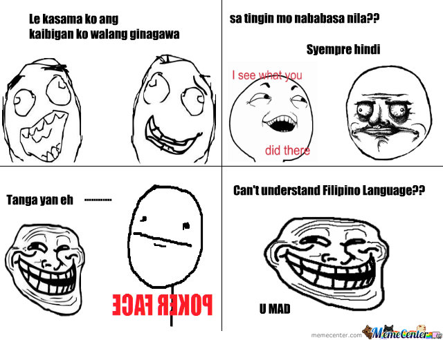 Can't Understand Filipino??