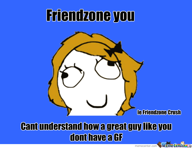 Cant Understand The Friendzone
