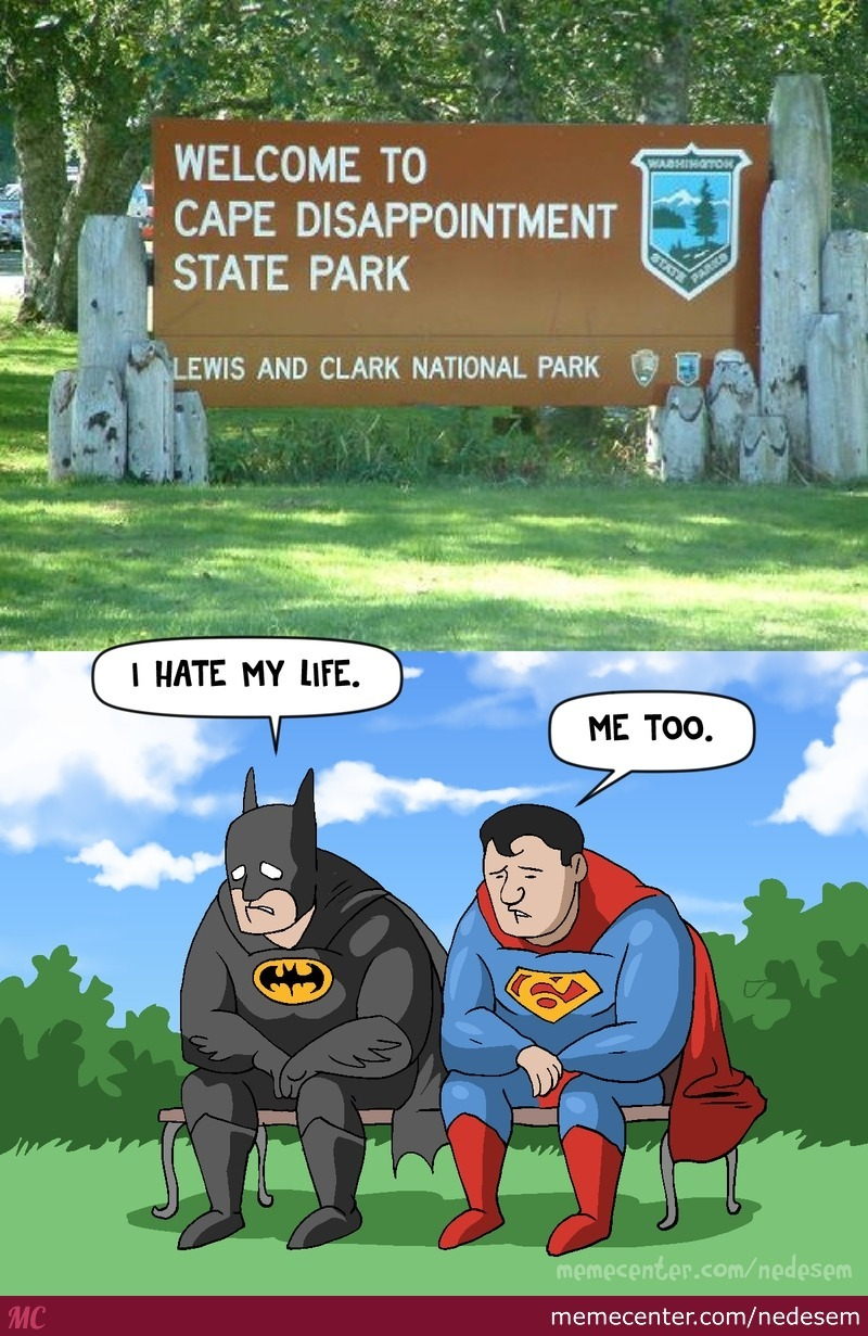 Capes Of Disappointment