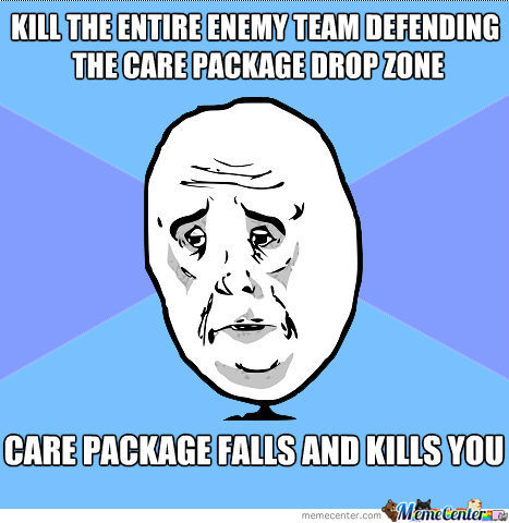 Care Packages...