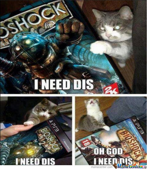 Cats Just Love Games.